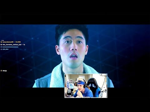 Ninja Reacts to FORTNITE The Movie Official Fake Trailer by nigahiga
