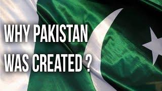 Why Pakistan Was Created ? | Muhammad Qasim Dream