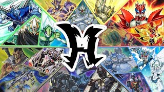 YGO - Fusion Time! - ALL MY ELEMNTAL HEROES!