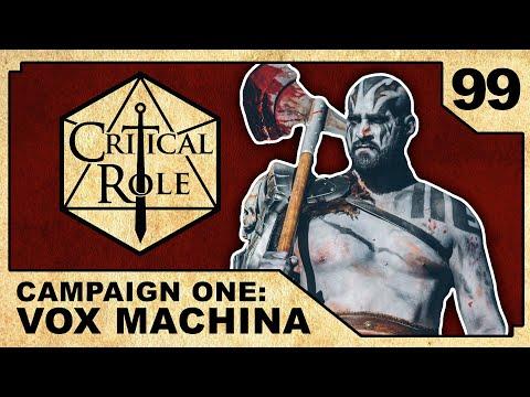 Masquerade   Critical Role RPG Episode 99