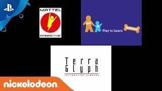 Mattel Interactive/Nick Jr./Terraglyph Interactive Studios (2000)