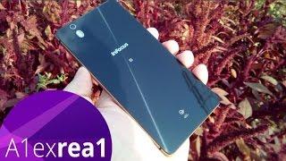 inFocus M810 смартфон за 130$, Snapdragon 801, FullHD дисплей, камера Sony Exmor RS