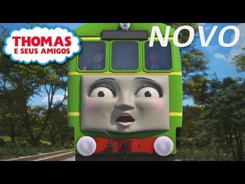 Thomas e Seus Amigos O Trem de Avaria Desaparecido