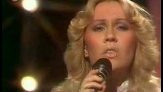 """ABBA """"The Winner Takes It All"""" 1980"""