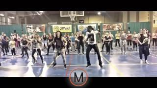 MO DIAKITE: Shekini by P-SQUARE (African style, Zumba® fitness choreography)