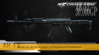 Các khẩu súng GP mạnh nhất trong CF với giá rất rẻ
