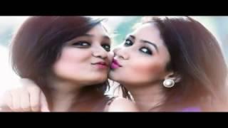 চিত্রনায়িকা ভাবনা দৌড়ে এসে চুমু দিলেন - Bangla Movie actress's Gossip