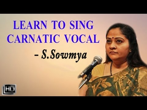 Xxx Mp4 Learn How To Sing Basic Lessons For Beginners Amp Range Exercises Carnatic Vocal S Sowmya 3gp Sex