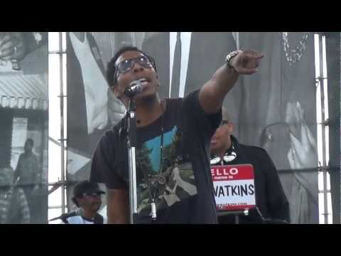 Deitrick Haddon performs at MLK Celebration 2013 NEW