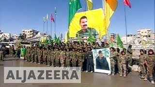 Turkey worried over growing Kurdish influence in Syria after Raqqa