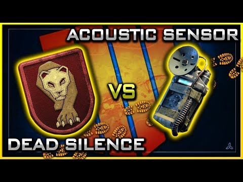 Are they Crutches?   Dead Silence vs Acoustic Sensor (Black Ops 4 Footsteps)