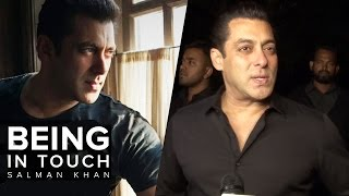 Salman Khan OPENS On BEING IN TOUCH APP - 51st Birthday Special
