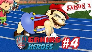 LES GAMING HEROES FONT DU SPORT - 2X04