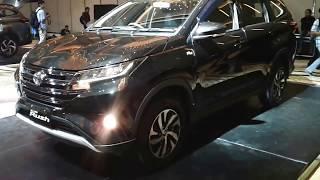 Beda Tipe G dan TRD Toyota All New Rush