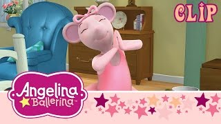 Angelina Ballerina - Angelina's New Ballet Teacher