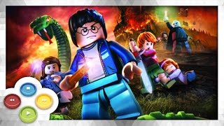 LEGO Harry Potter Full Movie | Pelicula Completa