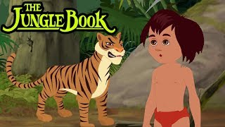 Jungle Book Cartoon Full Movie In Tamil - Bedtime Stories For Kids - ஜுங்ள் புக்