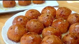 Kemal Pasha Fresh Dessert (حلوى كمال باشا الطازجة الاصلية (طبق الحلو التركي