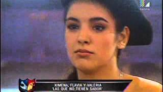 Ximena Hoyos Flavia Laos y Valeria Florez son Las que No Tienen Sabor y Bailan Mi Chilala