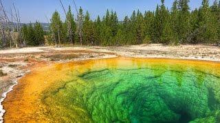 Yellowstone 4k Video Sony AX53