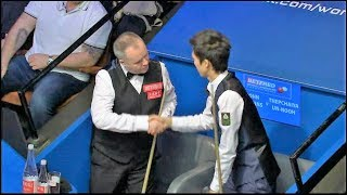 Higgins v Un-Nooh R1 [S2]  2018 World Championship