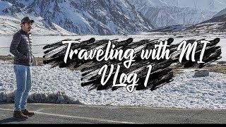 Travelling with Mi Part 1 (Karachi to Passu) | Mooroo | VLOG
