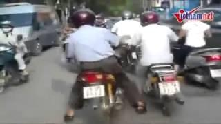 [ATGT] Làm ơn đừng uống rượu bia khi tham gia giao thông
