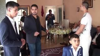 Ahmet ve Birsulay Gent svatba 14.05.2016