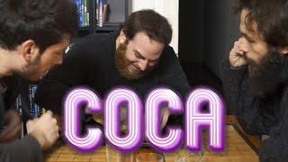 Haciendo la mierda - Coca