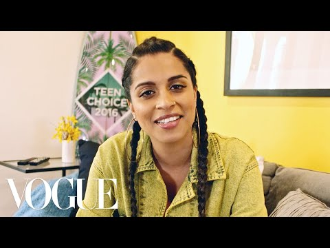 Xxx Mp4 73 Questions With Lilly Singh Vogue 3gp Sex