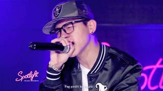 "Ex Battalion sings ""UNRELEASED (MAHIRAP NA)"" | FULL VIDEO"