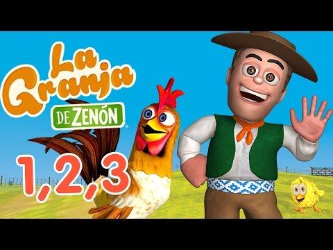 La Granja de Zenón Las 35 mejores Canciones de la Granja 1 2 y 3 en HD