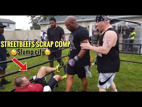 STREETBEEFS scrap comp GET SLEPT 😴