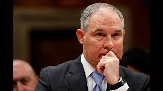 Pruitt's conflicts of interest trace back to before the EPA, says investigation