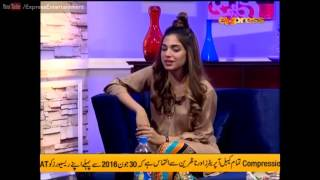 Bus Kardo Bus Returns - 28 June 2016 | Umer Sharif & Soniya Hussain | Express Entertainment