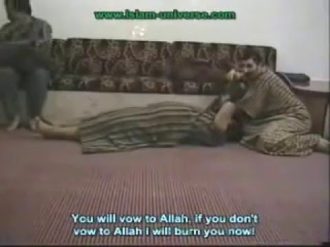 Devil Jinn Female in man s body Exorcism in ISLAM