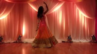 Deewani Mastani Bajirao Ashima performance
