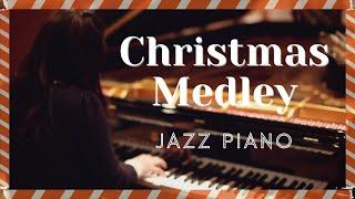 Christmas Songs Medley, Solo Piano by Judy Shin