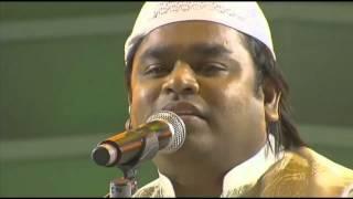 Khwaja Mere Khwaja-A. R. Rahman live at sydney.MP4