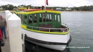 M.V. Curranulla - Cronulla Ferry