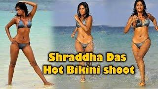 Shraddha Das Hot Bikini Photo Shoot - Shraddha Das