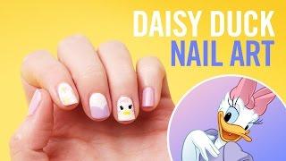 Daisy Duck Nail Art | TIPS by Disney Style