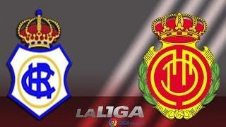 Resumen de Recreativo de Huelva (3-1) RCD Mallorca - HD