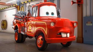 First 30 Minutes: Cars Toon: Mater