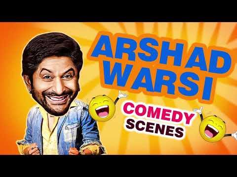 Arshad Warsi Comedy Scenes - Best Bollywood Comedy Scenes - Dhammal - Dedh Ishqiya