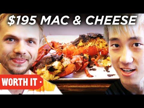 3 Mac N Cheese Vs. 195 Mac N Cheese