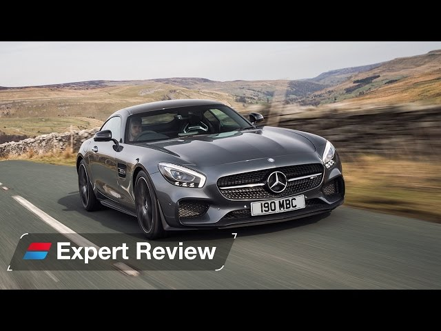 Mercedes-AMG GT car review