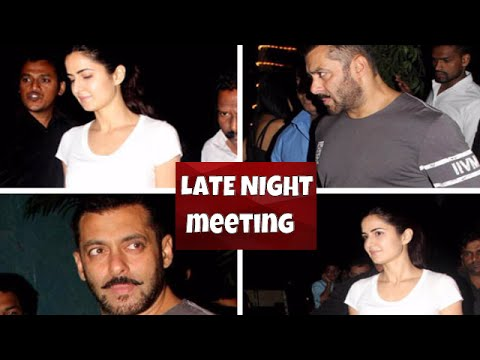 Katrina Kaif SPOTTED With Ex-BF Salman Khan Amid Split Rumours With RanbirKapoor