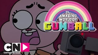 Spoiler et piratage | Le Monde Incroyable de Gumball | Cartoon Network