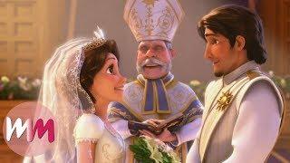 Top 10 Magical Disney Weddings